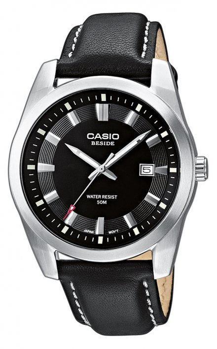 Zegarek Męski Casio BEM-116L-1AVEF BESIDE BEM-116L -1AVEF