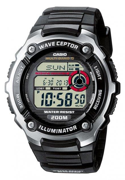 Zegarek Casio WV-200E-1AVEF Waveceptor WV-200E -1AVEF