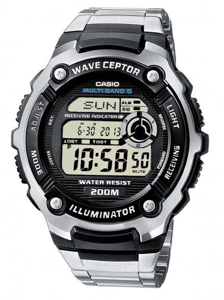 Zegarek Casio WV-200DE-1AVER Waveceptor WV-200DE -1AVER