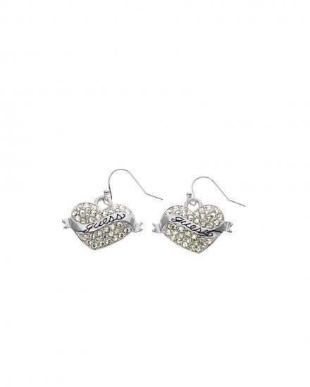 Biżuteria Guess - Kolczyki UBE11001