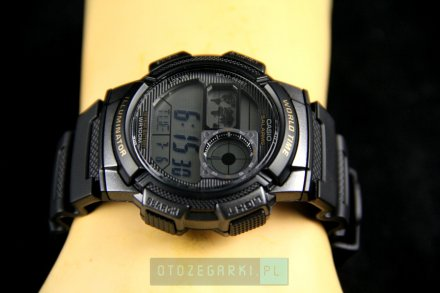 Zegarek Męski Casio AE-1000W-1AVEF Casio Sport AE-1000W -1AVEF