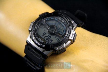 Zegarek Męski Casio AE-1100W-1AVEF Casio Sport AE-1100W -1AVEF