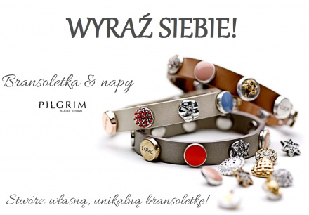 Biżuteria Pilgrim - Nap 43132-0010