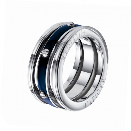 Biżuteria Tommy Hilfiger - Obrączka 2700240E Rozmiar E