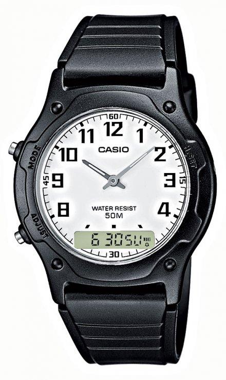 Zegarek Casio AW-49H-7BV Casio Sport AW-49H -7BV