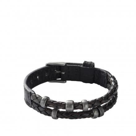 Biżuteria Fossil - Bransoleta JF85460040