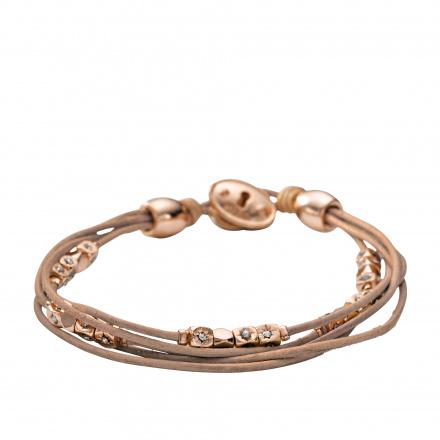 Biżuteria Fossil - Bransoleta JA5799791