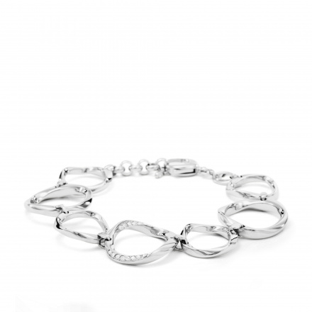 Biżuteria Fossil - Bransoleta JF01145040