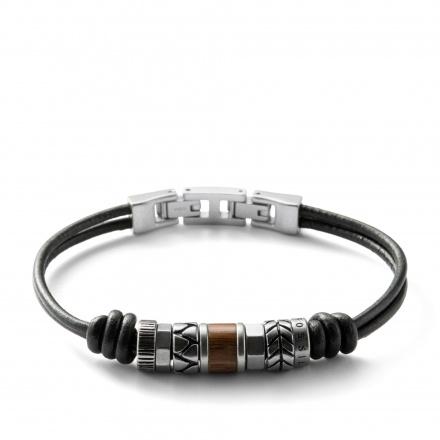Biżuteria Fossil - Bransoleta JF84196040
