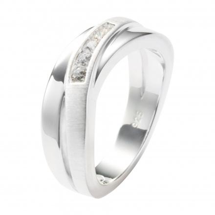 Biżuteria Fossil - Pierścionek JF12766040505 170 Rozmiar 13