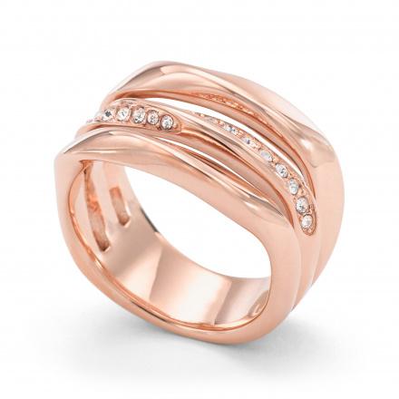 Biżuteria Fossil - Pierścionek JF01321791505 170 Rozmiar 13