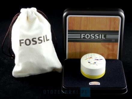 Biżuteria Fossil - Pierścionek JF01123791503 160 Rozmiar 10