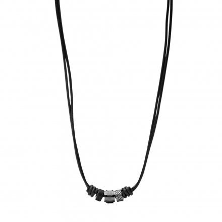 Biżuteria Fossil - Naszyjnik męski JF00501797