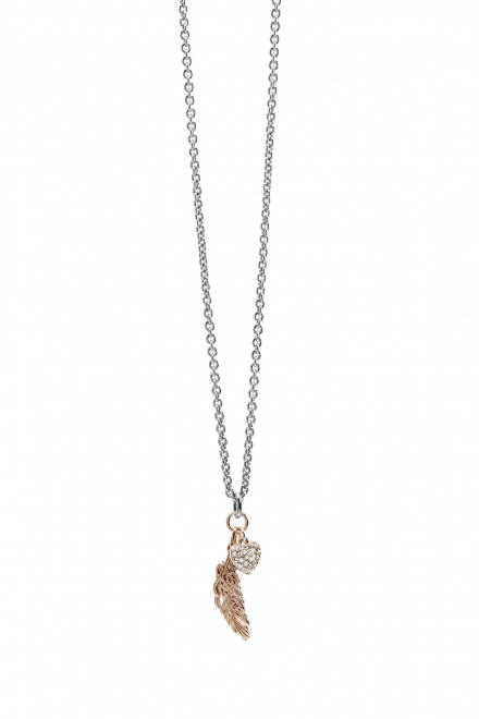 Biżuteria Guess - Naszyjnik UBN21511