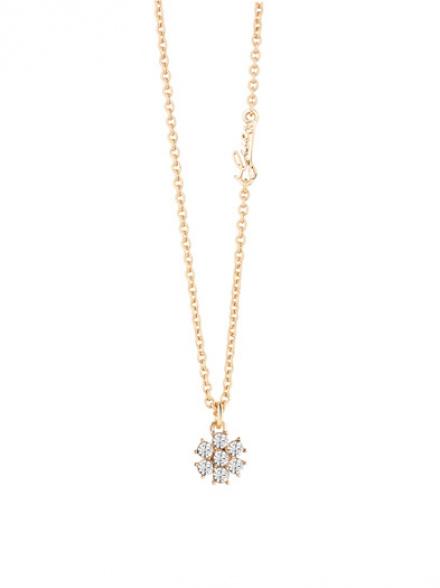 Biżuteria Guess - Naszyjnik UBN21550
