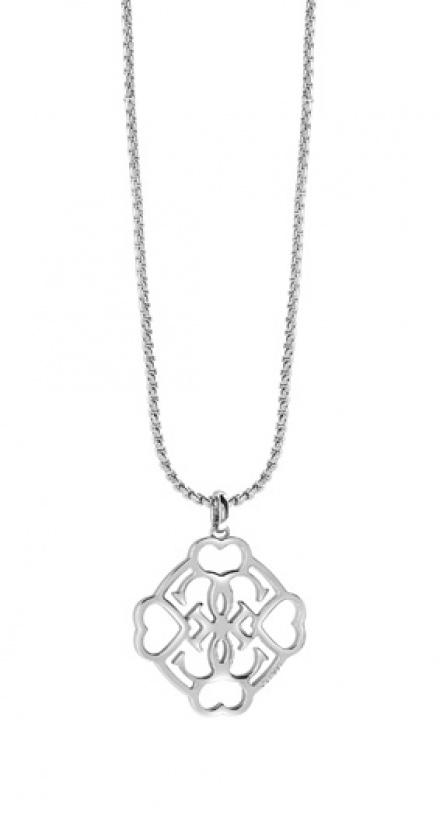 Biżuteria Guess - Naszyjnik UBN21574