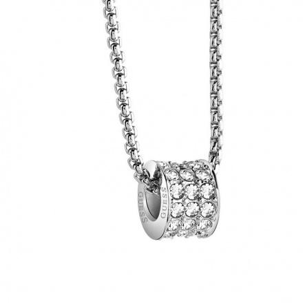Biżuteria Guess - Naszyjnik UBN21589