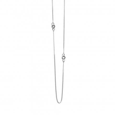 Biżuteria Guess - Naszyjnik UBN21598