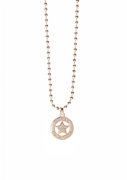 Biżuteria Guess - Naszyjnik UBN21604