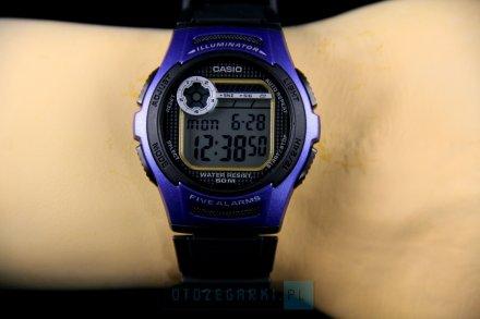 Zegarek Casio W-213-2AVEF Casio Sport W-213 -2AVEF