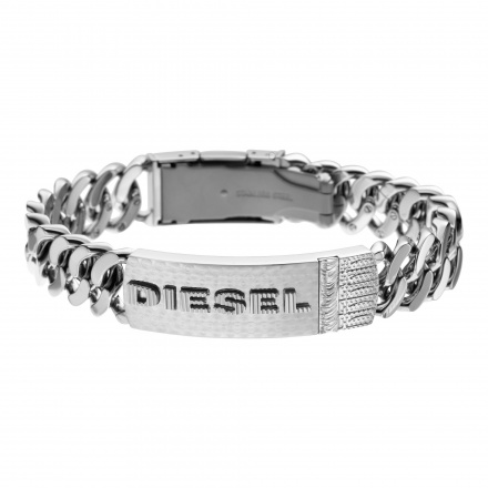Biżuteria Diesel - Bransoleta DX0326040