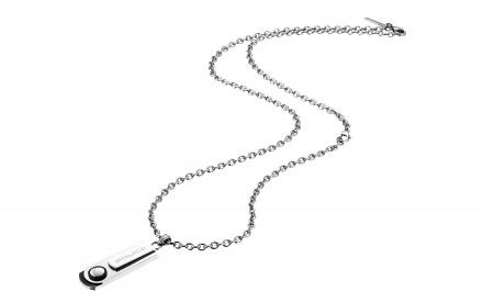 Biżuteria Police - 24921PSS/01 - Naszyjnik RAW PJ24921