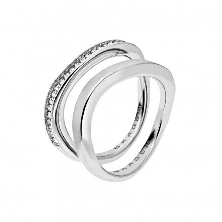 Biżuteria Skagen - SKJ0298 Pierścionek SKJ0298040 - SALE -30%