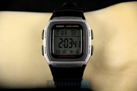 Zegarek Casio W-96H-1A Casio Sport W-96H -1A
