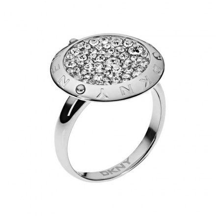 Biżuteria DKNY NJ2039040 - Pierścionek Rozmiar 17 - SALE -30%