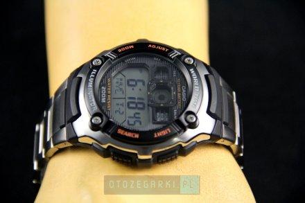 Zegarek Męski Casio AE-2000WD-1AVEF Casio Sport AE-2000WD -1AVEF
