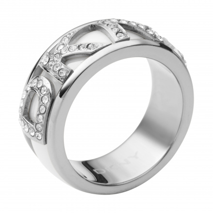 Biżuteria DKNY NJ1841040 - Pierścionek Rozmiar 16 - SALE -30%