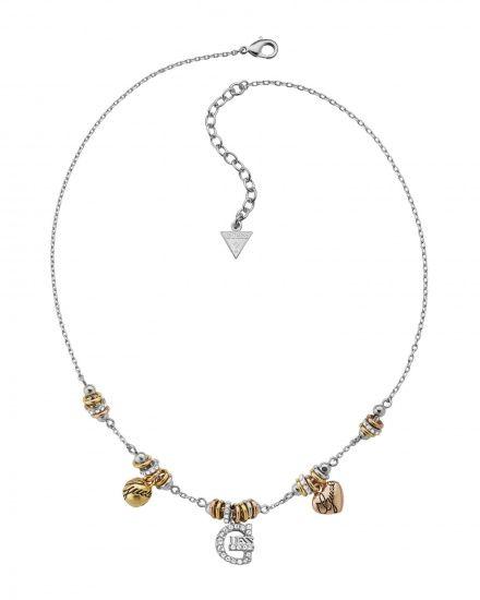 Biżuteria Guess - Naszyjnik UBN11319