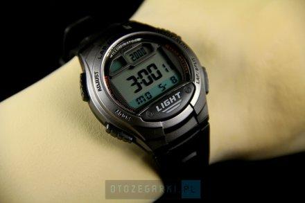 Zegarek Casio W-734-1AVEF Casio Sport W-734 -1AVEF
