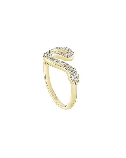 Biżuteria Guess - Pierścionek UBR72508-54