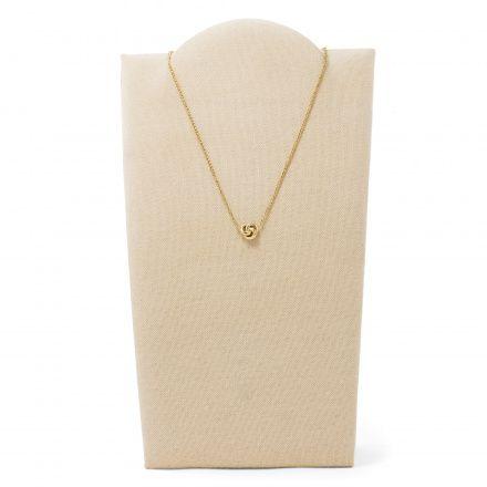 Biżuteria Fossil - Naszyjnik JF01909710 - SALE -30%