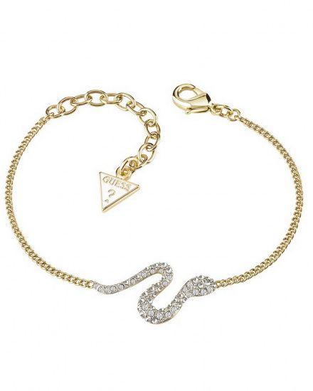 Biżuteria Guess - Bransoleta UBB71537-S