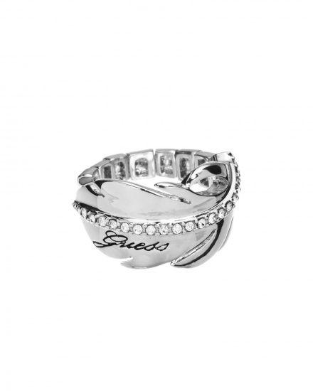 Biżuteria Guess - Pierścionek UBR21307 S