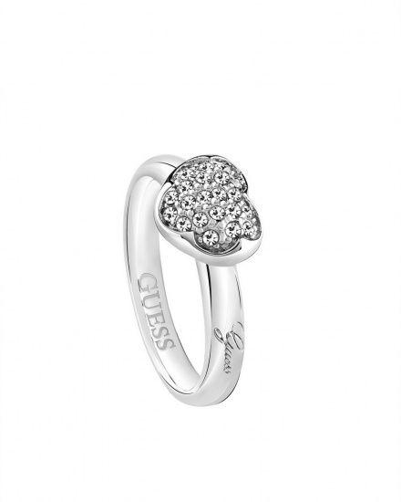 Biżuteria Guess - Pierścionek UBR72501-50