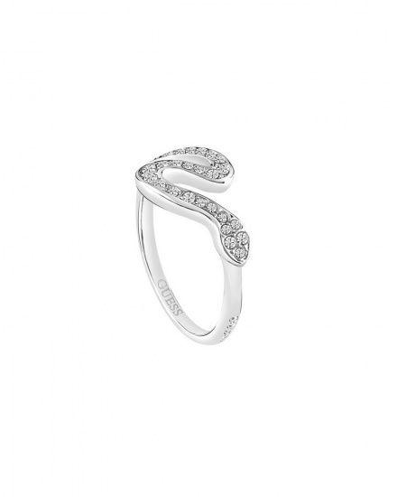 Biżuteria Guess - Pierścionek UBR72507-50