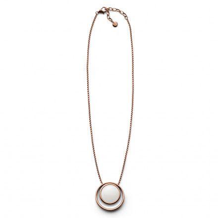 Biżuteria Skagen - SKJ0821791 - Naszyjnik SKJ0821
