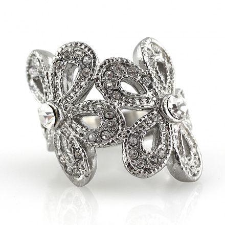 Pierścionek SRI.5885 - Biżuteria Damska MPM