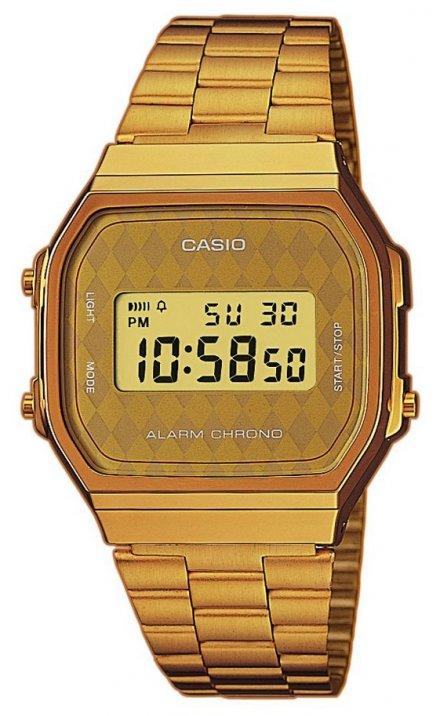Zegarek Casio A168WG-9BWEF Casio Retro A168WG -9BWEF