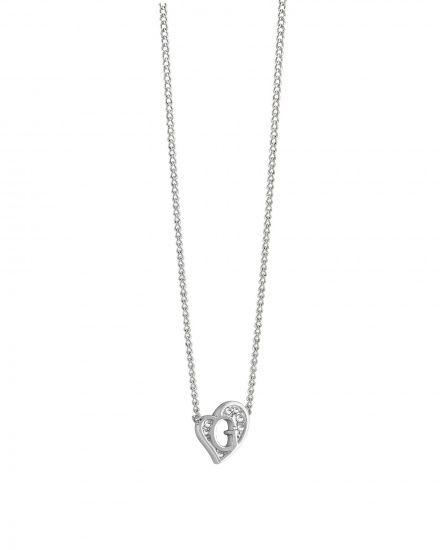 Biżuteria Guess - Naszyjnik UBN71536