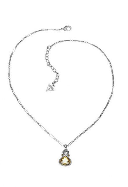 Biżuteria Guess - Naszyjnik UBN91101
