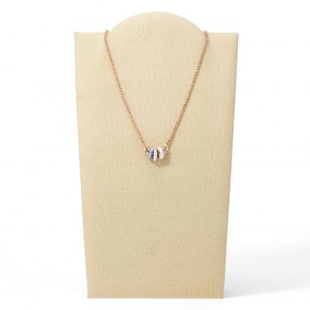 Biżuteria Fossil - Naszyjnik JF01122998