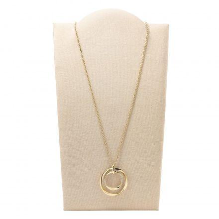 Biżuteria Fossil - Naszyjnik JF01614710 - SALE -30%