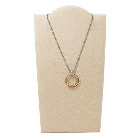 Biżuteria Fossil - Naszyjnik JF01825998