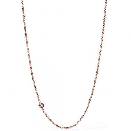 Biżuteria Fossil - Naszyjnik JF01885791 - SALE -30%