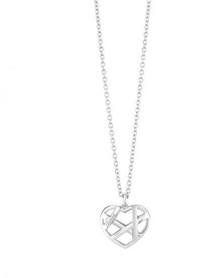 Biżuteria Guess - Naszyjnik UBN61025