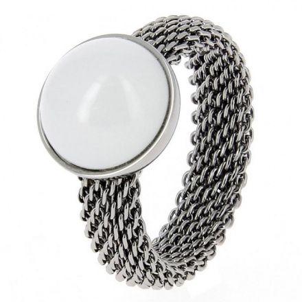 Biżuteria Skagen - SKJ0081040502 - Pierścionek SKJ0081 - SALE -30%